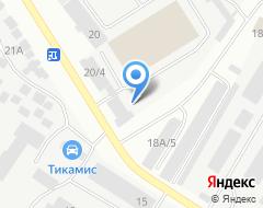 Компания Шторм на карте города