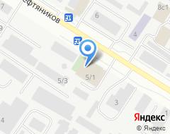 Компания H2O на карте города