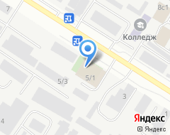 Компания Шинтоп на карте города