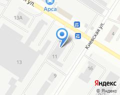 Компания БЛиК на карте города