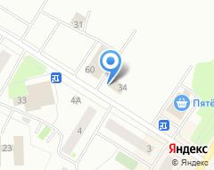 Компания IV сезона на карте города