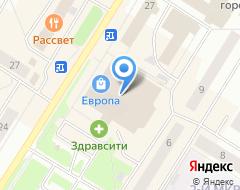 Компания Мир займа на карте города