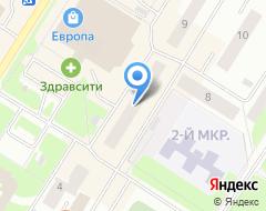 Компания Запсибкомбанк, ПАО на карте города