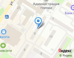 Компания Нефтеюганский институт прогнозирования и развития на карте города
