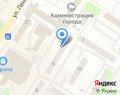 Компания АУДИТ КЛУБ на карте города