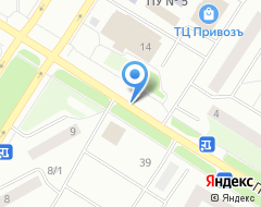Компания Центр Бизнес Услуг на карте города
