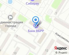 Компания Юлвит Финанс, ЗАО на карте города