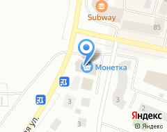 Компания АЛЬЯНС РОСНО ЖИЗНЬ на карте города