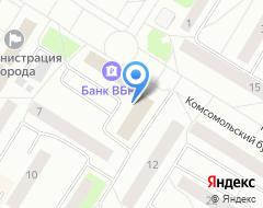 Компания Югорская микрофинансовая региональная организация на карте города