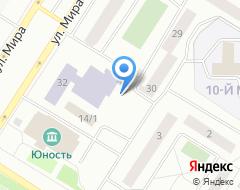 Компания Флакон на карте города