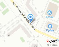 Компания МЕГА ПЛАНЕТА на карте города