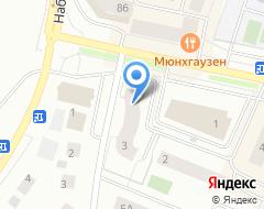 Компания ИнкомСтрой на карте города
