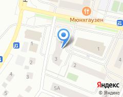 Компания Кадастровый центр на карте города