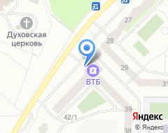 Компания Запсибкомбанк ОАО г. Нефтеюганск на карте города