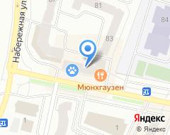 Компания Милая моя на карте города