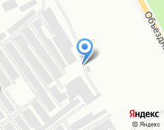 Компания E-KAD.RU на карте города