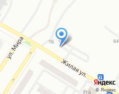 Компания Автостоянка на ул. 10а мкр на карте города