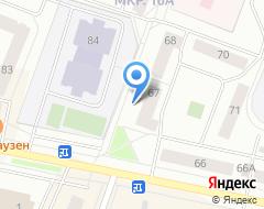 Компания ВОНТ-трейд на карте города