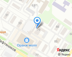 Компания Банк Уралсиб на карте города