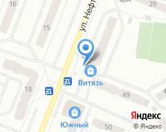 Компания Ломбард на карте города