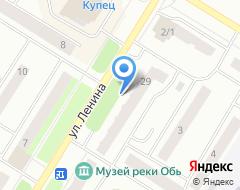 Компания Мастерская Катерины Сафиной на карте города
