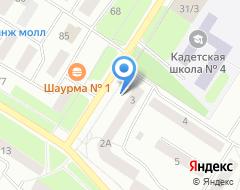 Компания Адвокатский кабинет Лысенко В.Р. на карте города