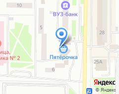 Компания Модные штучки на карте города