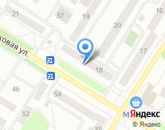 Компания Адвокатский кабинет Гуськова В.Ю. на карте города