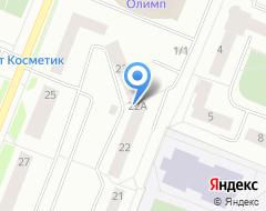 Компания Строящийся жилой дом по ул. 14-й микрорайон (г. Нефтеюганск) на карте города