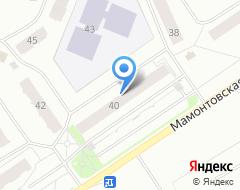 Компания Западно-Сибирская компания на карте города