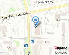 Компания Югорский Центр Юридического Сопровождения Бизнеса на карте города