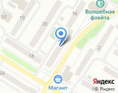 Компания Адвокатский кабинет Чупрова А.В. на карте города