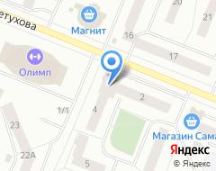 Компания Югорский ломбард на карте города