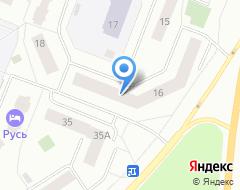 Компания Автоправовед на карте города