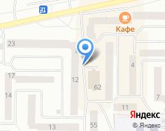 Компания Комбат на карте города