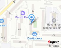 Компания Банкомат, Всероссийский банк развития регионов на карте города
