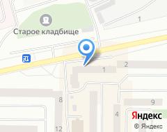 Компания Башмак на карте города