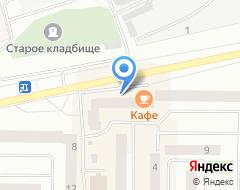 Компания Денежный переулок на карте города