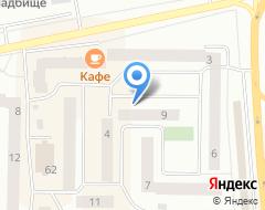 Компания Кроха на карте города