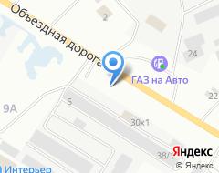 Компания Тягач на карте города