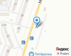 Компания Автостоянка на ул. 13 мкр на карте города