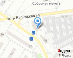 Компания СТО-КОЛЁС на карте города