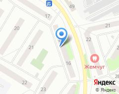Компания Тюменская областная коллегия адвокатов на карте города
