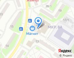Компания Магазин женской одежды и нижнего белья на карте города