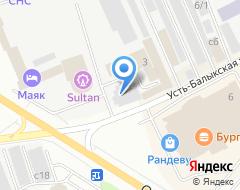 Компания Аккумуляторы на карте города