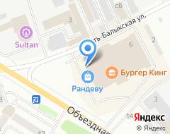 Компания АСД-групп на карте города