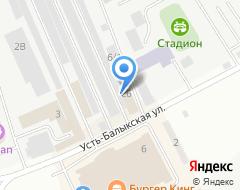 Компания ПОДБОР АВТОЭМАЛЛИ на карте города