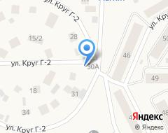 Компания Алина на карте города