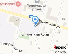 Компания Елочка на карте города