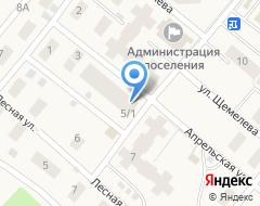 Компания Оазис на карте города